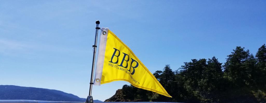 BBB Burgee